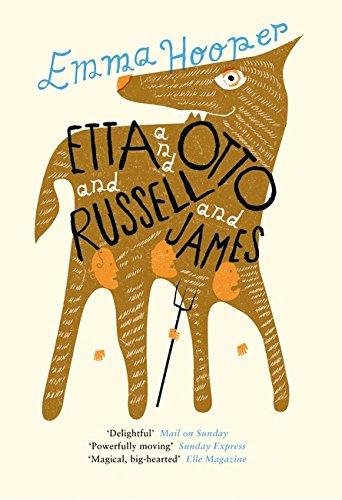 Buchseite und Rezensionen zu 'Etta and Otto and Russell and James' von Emma Hooper
