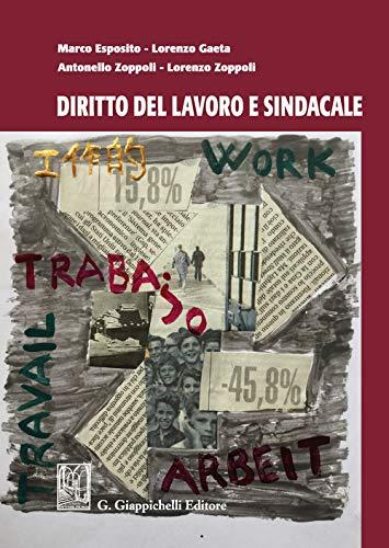 Diritto del lavoro e sindacale