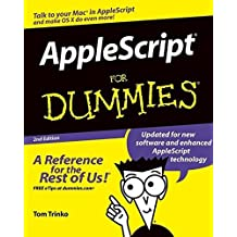 AppleScript For Dummies by Tom Trinko (2004-09-03)