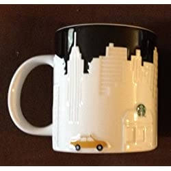 Starbucks Taza de Taxi de Nueva York Edition taza, 470 ml
