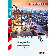 Abitur-Training - Geographie Nordrhein-Westfalen + ActiveBook