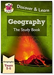 KS2 Discover & Learn: Geography - Study Book, Year 5 & 6 (CGP KS2 Geography)