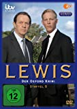 Lewis - Der Oxford Krimi: Staffel 5 [4 DVDs]