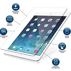 "New Quality Ipad Air Ipad Air 2 ""Anti-explosion"" Tempered Glass Crystal Clear Screen Protector For Ipad Air Ipad Air 2"