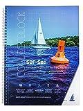 Der ideale Begleiter für den Theorieunterricht: der sailingpaper Collegeblock SBF-See