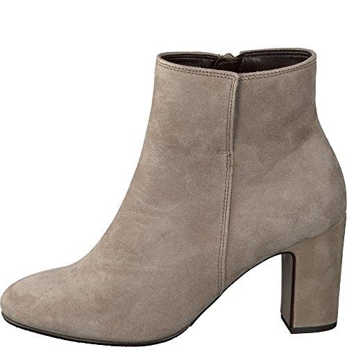Gabor Shoes 55.880 Damen Halbschaft Stiefel Kiesel