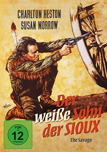 Der weiße Sohn der Sioux (The Savage)