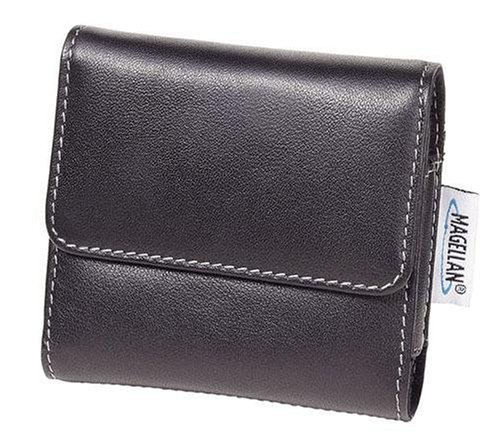 MAGELLAN Maestro-Roadmate AN0100SWXXX 3.5 Inch Leather Case Magellan 3.5