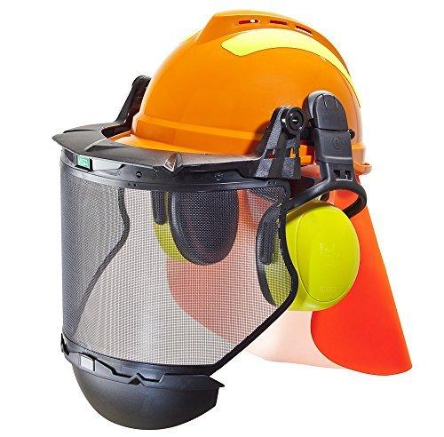 ACE Forst- und Waldarbeits-Set V-G 500 orange by MSA