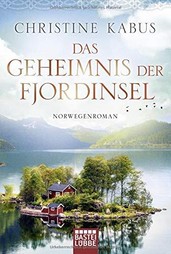 Buchseite und Rezensionen zu 'Das Geheimnis der Fjordinsel: Norwegenroman' von Christine Kabus
