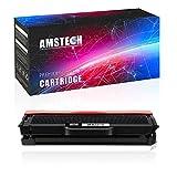 Amstech 1 Pack Kompatibel Toner für Samsung MLT-D111S D111S 111S MLTD111S MLT D111 für Samsung Xpress M2070 m2070w m2070fw m2026 m2026w Samsung SL-M2070 SL-M2026w M2022 SL-M2070w SL-M2070fw M2020W M2022W Schwarz