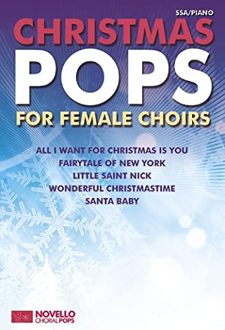 Christmas Pops for Female Choirs SSA