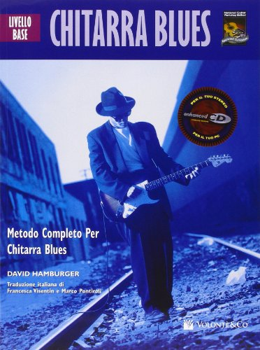 Chitarra blues. Livello base. Con CD Audio