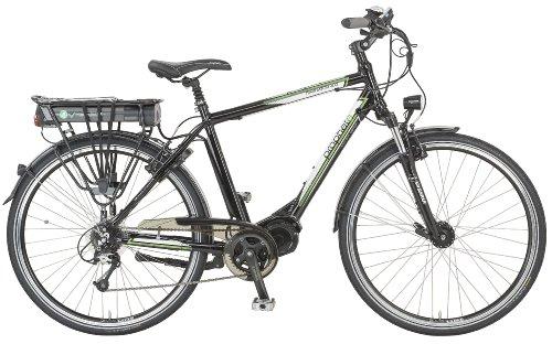 Prophete Herren E-Bike Navigator 4.0, Brilliant-Schwarz, 28 Zoll, 51544-0311