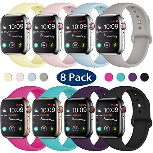 Hamile Correa Compatible con Apple Watch 42mm 44mm