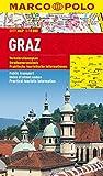 MARCO POLO Cityplan Graz 1:15 000 (MARCO POLO Citypläne)