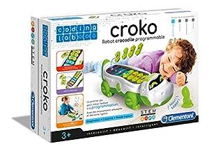 Clementoni Coding Lab-coko, Robot cocodrilo programable, 52384