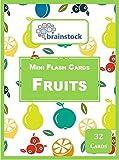 #9: Fruits Mini Flash Cards - Brainstock Flash Cards