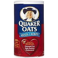 Quaker Standard Oatmeal Quick - 18 oz