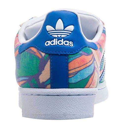 Basket adidas Originals Superstar - Ref. S75129 lab blue/lab blue/ftwr white