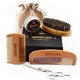 Kit di prodotti per la cura della barba per uomo