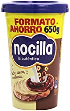 Nocilla - La autentica - Doble crema al cacao y leche con avellanas - 650 g - [pack de 2]