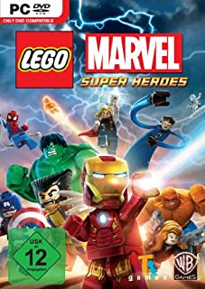 Lego Marvel: Super Heroes - [PC] (B00C2OLM1I)   Amazon Products