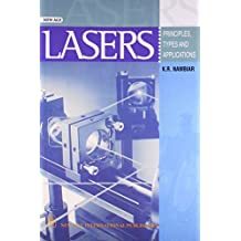 Lasers: Principles, Types and Applications