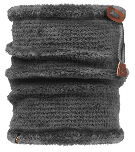 BUFF® SET - NECKWARMER THERMAL Scaldacollo + UP® Panno tubolare | Sciarpa | Cappello di (Scaldacollo Set)
