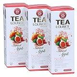 Teekanne Tealounge Kapseln - Sweet Apple No. 821 Früchtetee (3x 8 Kapseln)
