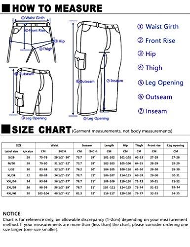Match Herren Jogging Chino Hose #6535 6061 Khaki
