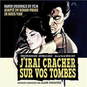 J'Irai Cracher Sur Vos Tombes (Bof)