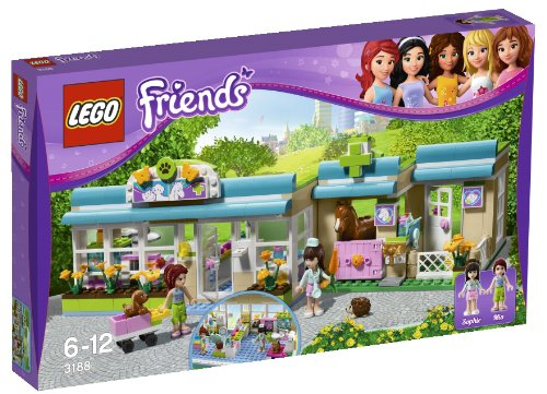 LEGO Friends 3188 - Tierklinik