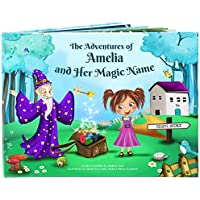 Personalised Kids Story Book - Totally Unique - Great Keepsake Gift for Children