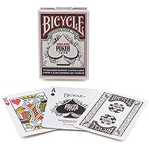 Bicicletas - 1020807 - Juego de Empresa - World Series of Poker cubierta [Importado de Francia]