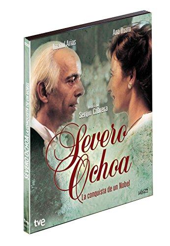 Severo Ochoa: La conquista de un Nobel [DVD] 51fOX0BN6 2BL