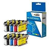 Fimpex Compatible Encre Cartouche Remplacement pour Brother DCP-J562DW MFC-J4420DW...