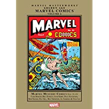Golden Age Marvel Comics Masterworks Vol. 6 (Marvel Mystery Comics (1939-1949))