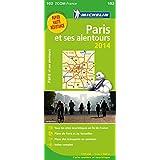 Carte Paris et ses alentours 2014 Michelin
