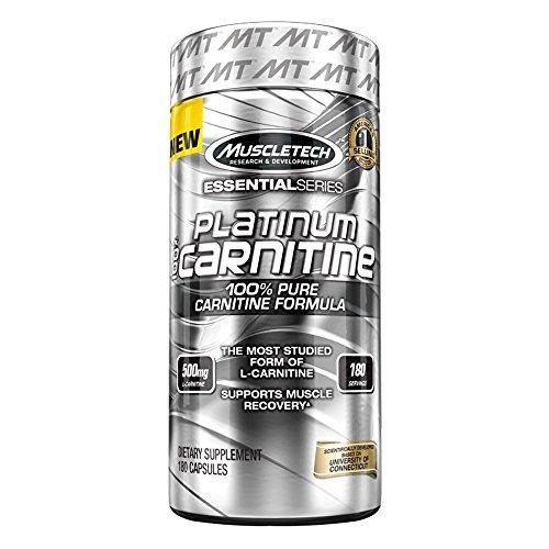 Muscletech Essential Series Platinum 100% Carnitine
