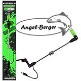 Angel-Berger Swing Indicator Pendel Bissanzeiger verschiedene Farben (Grün)