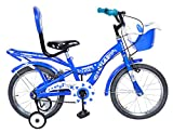 Atlas Pretty 16 Inches Single Speed Bike For Kids Of Age 5-8 Years