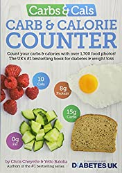 Carbs & Cals Carb & Calorie Counter: Count Your Carbs & Calories with Over 1,700 Food & Drink Photos!