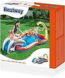 Bestway Planschbecken Interactive, 279 x 173 x 102 cm -