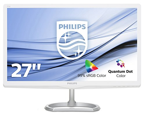 Philips 276E6ADSS/00 27-Inch LCD/LED Monitor - Black