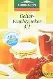 Schneekoppe Gelier-Fruchtzucker
