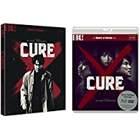 CURE [Kyua] [Masters of Cinema] Dual Format