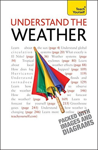Understand The Weather: Teach Yourself by Peter Innes (27-Aug-2010) Paperback
