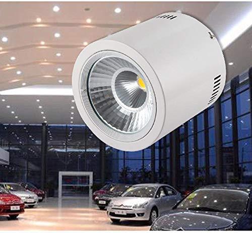 OOFAY LIGHT LED-Einbauleuchte 30W Miniatur-Decken Wohnzimmer Esszimmer Küche Schlafzimmer Flur Mini-Deckenleuchte Modern Beleuchtung Warmweiß 3000K -