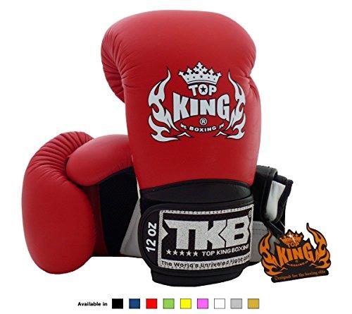 Top King Super Air TKBGSA guantes de boxeo